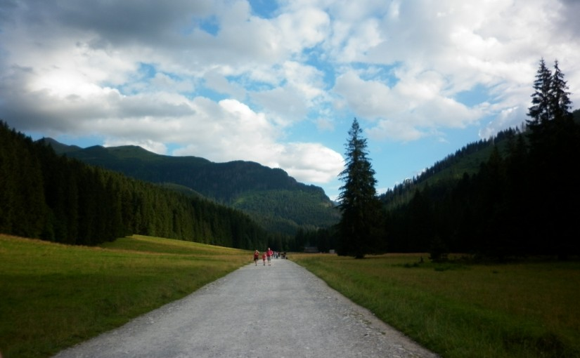 Dolina Chochołowska – 31.07.2013