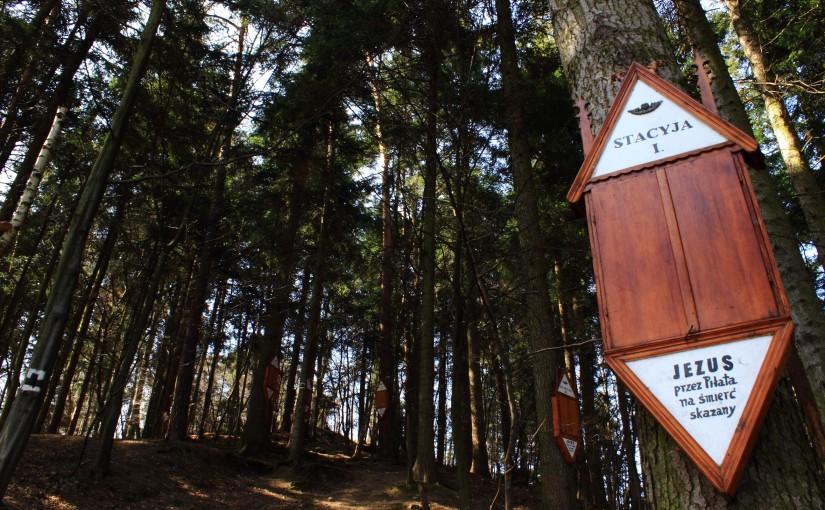 Główny Szlak Beskidu Wyspowego – część pierwsza