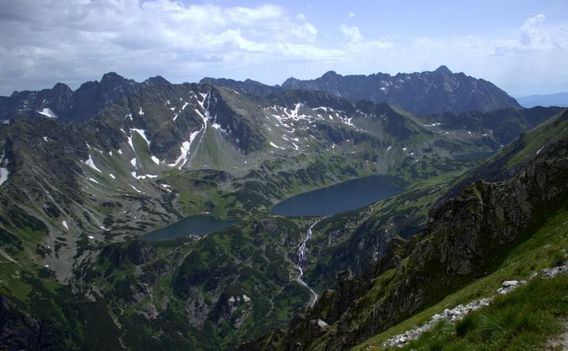 Przełęcz Krzyżne – pierwsze dwa tysiące metrów nad poziomem morza