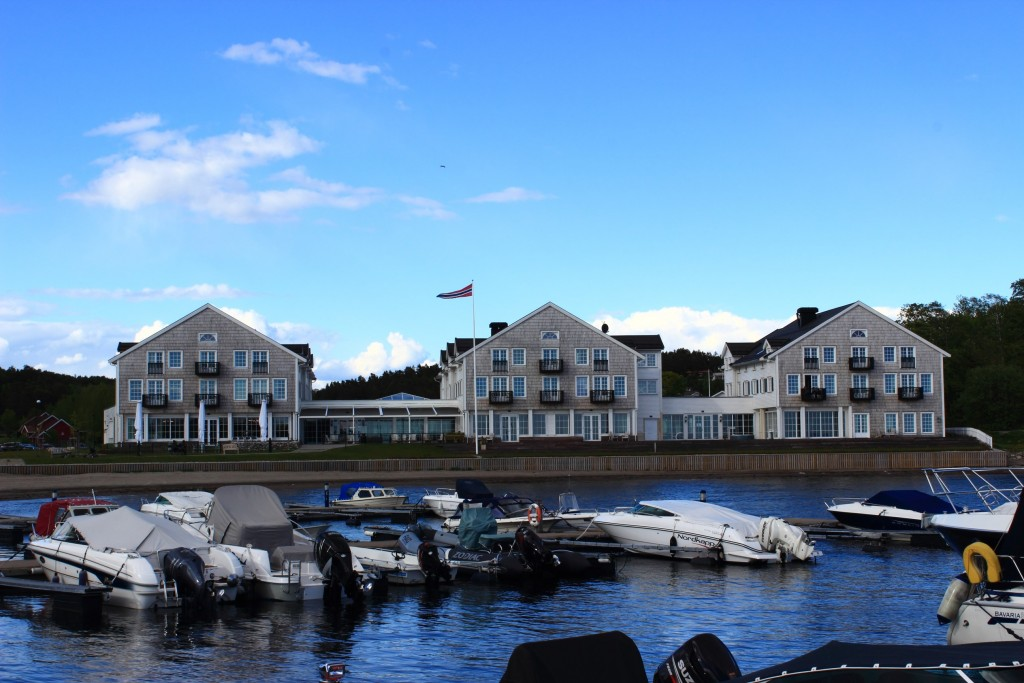 Larkollen, Norwegia