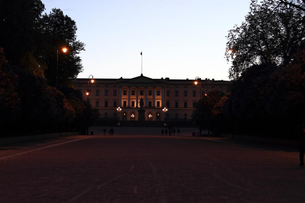 Pałac Królewski, Oslo