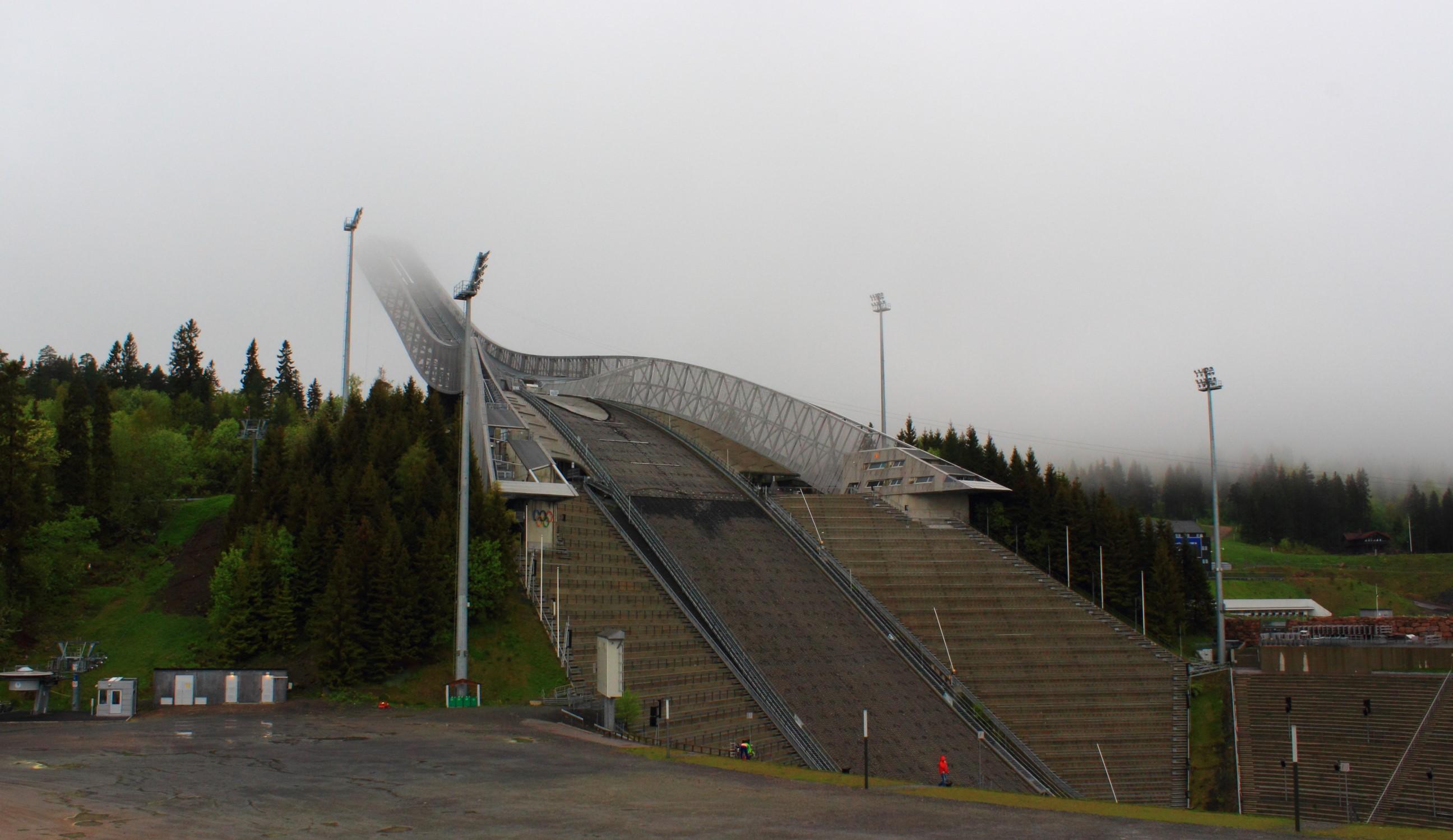 Skocznia narciarska w Holmenkollen