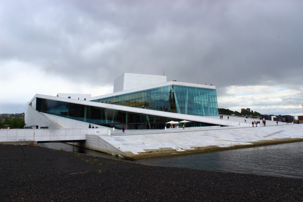 Opera Narodowa, Oslo
