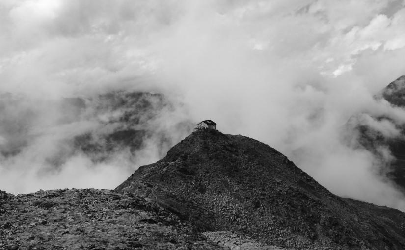 Alpy, chmury i owce – 01-04.09.2015