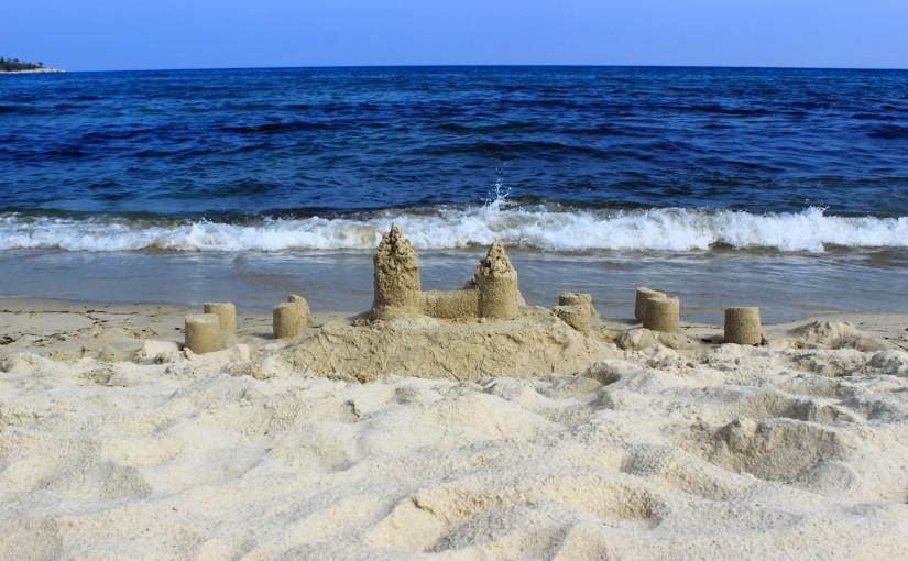 Thassos – część I –  Golden Beach.
