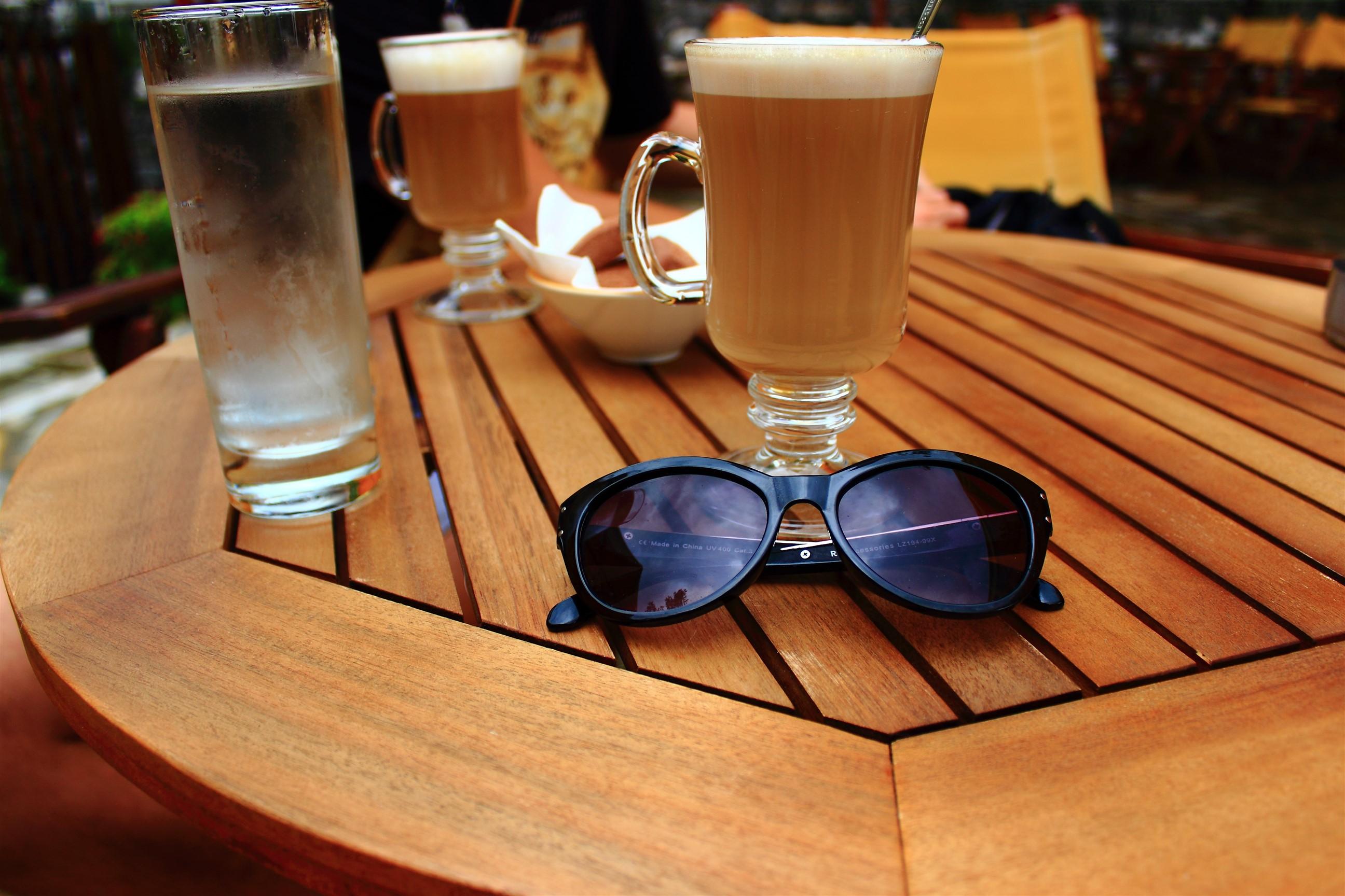Przerwa na kawusię... ahhh ;)