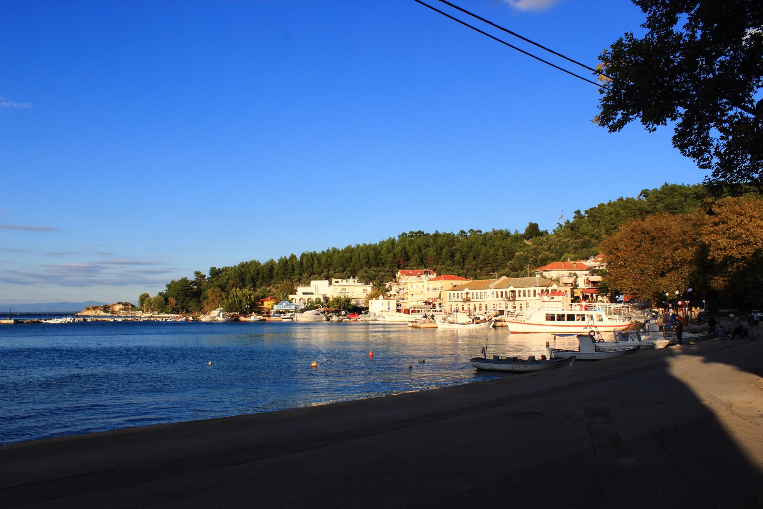 port w Limenas