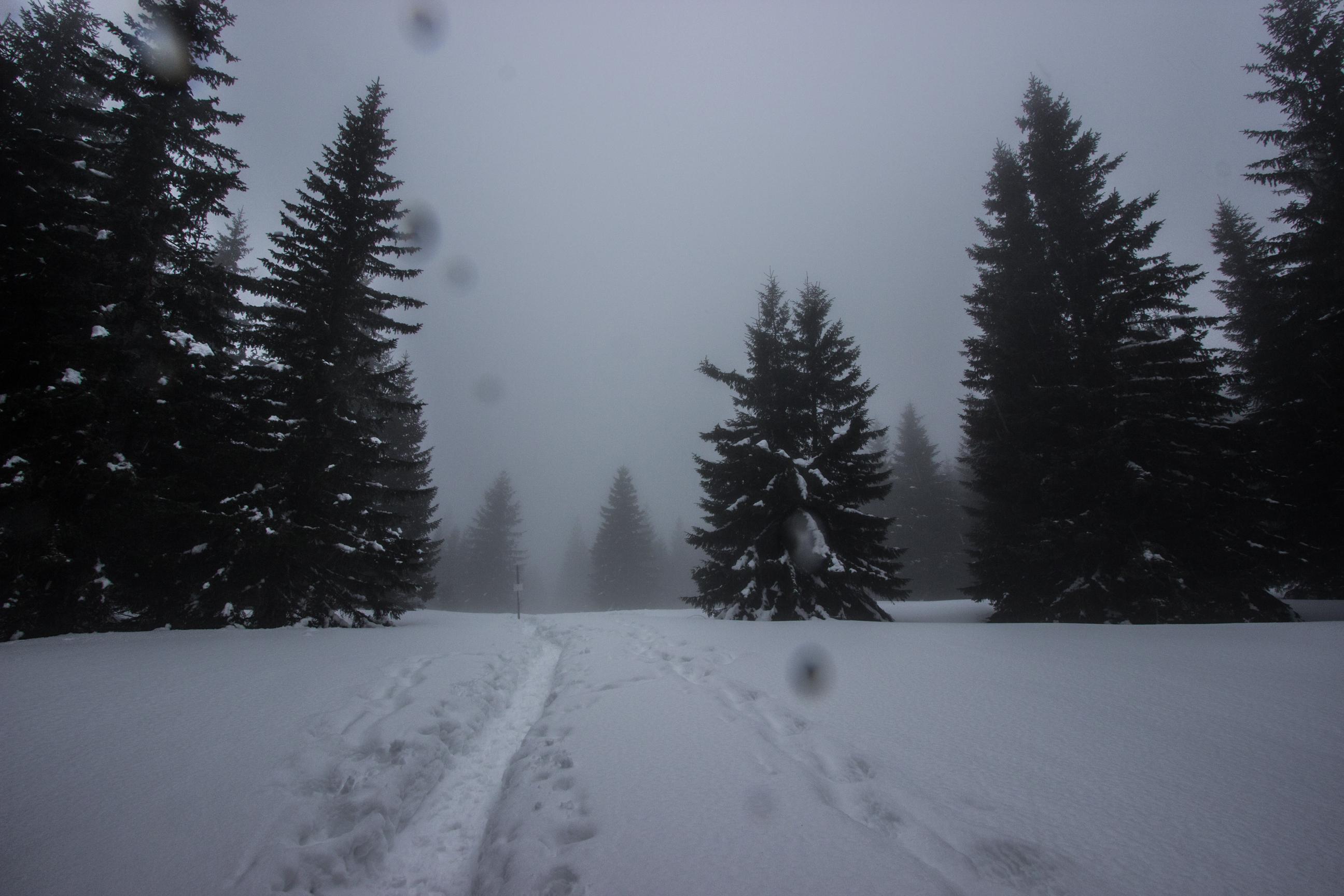 Takie widoki na Iwaniackiej Przełęczy