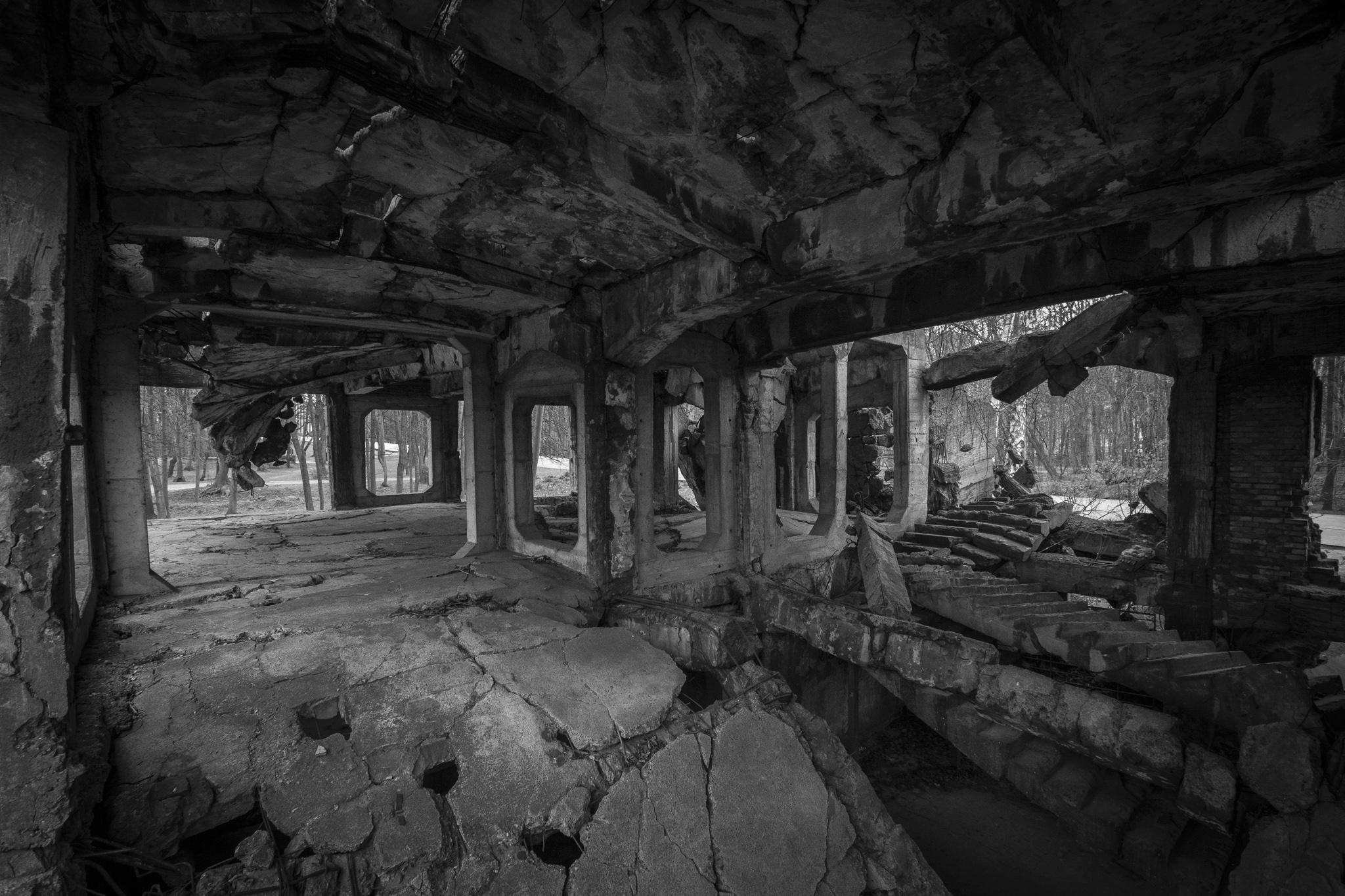 Ruiny Wartowni nr 6