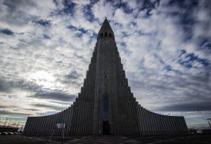 Kościół Hallgrímskirkja w Reykjaviku