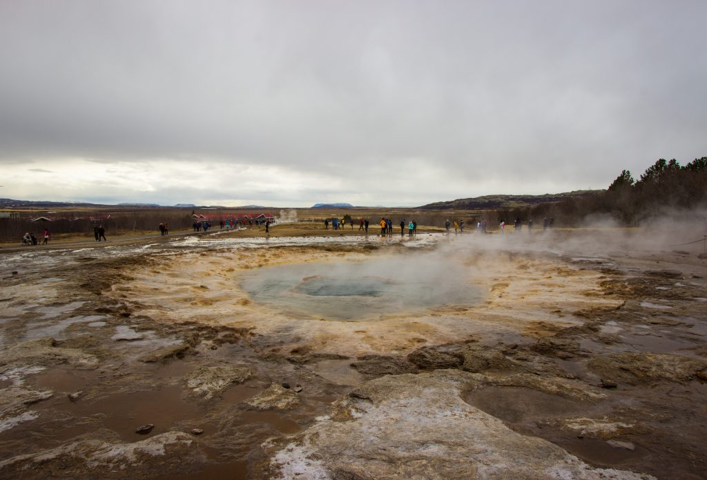 Strokkur, Golden Circle