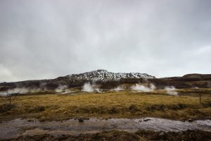 Dolina Haukadalur i parujące źródełka, Golden Circle