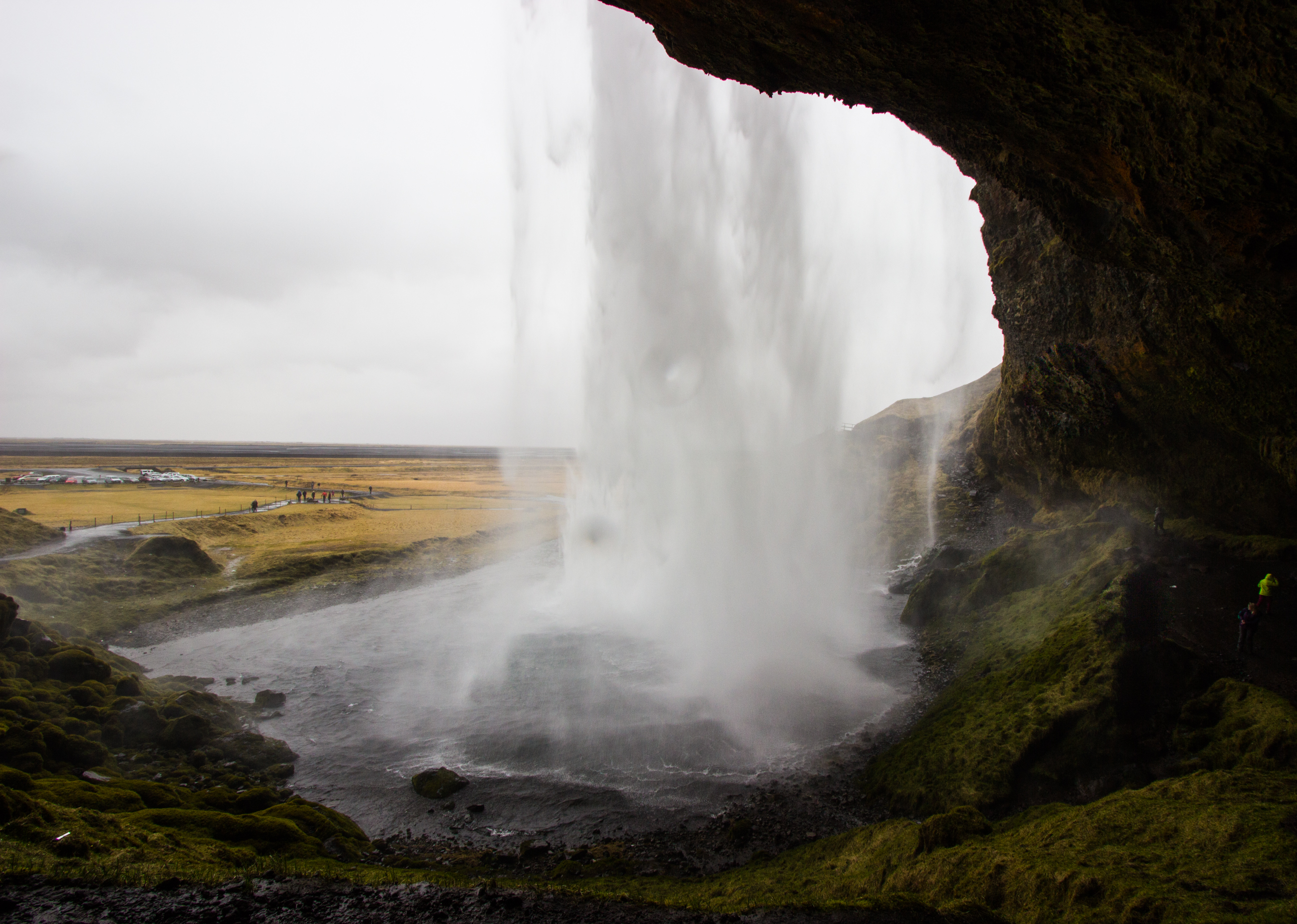 Seljalandsfoss na Islandii