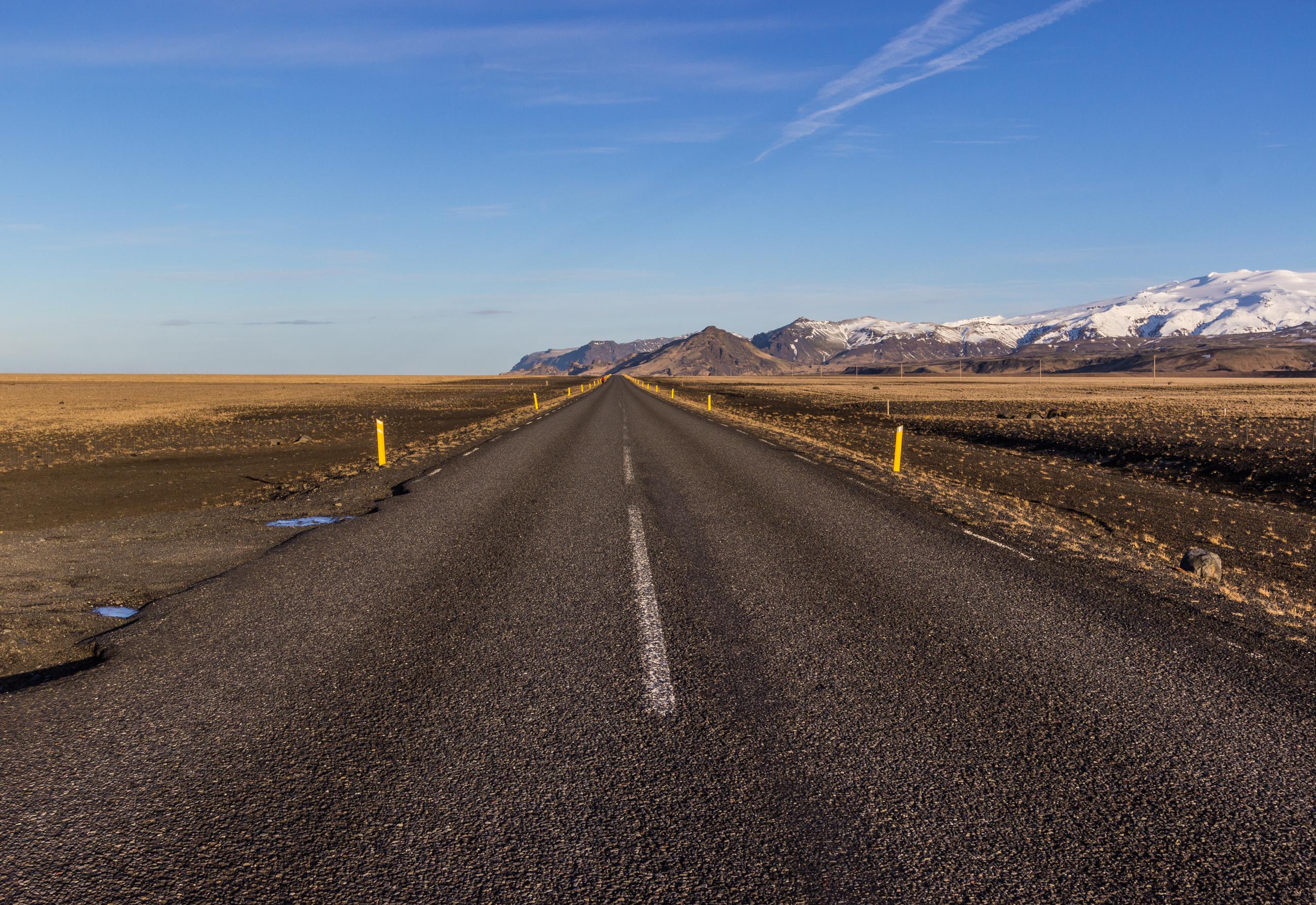 Ringroad na Islandii
