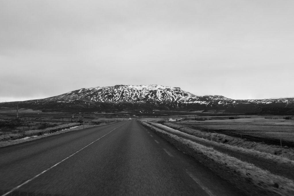 W drodze do Skalholt
