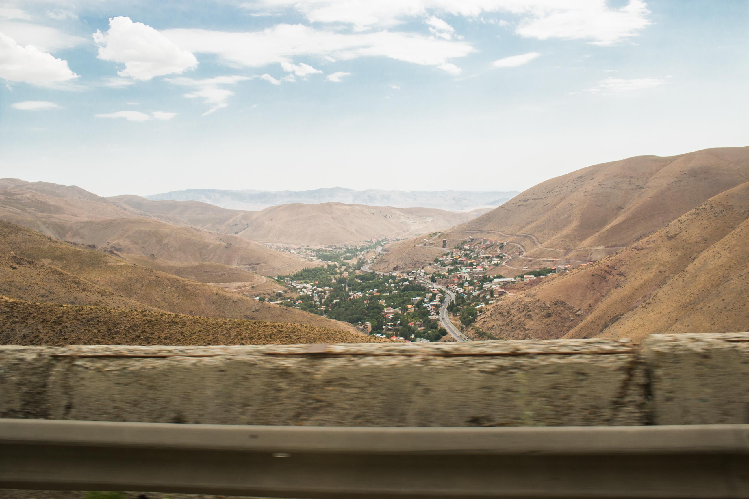 W górach tylko doliny są zielone...