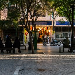 Teheran – miasto ekstremalnych kierowców
