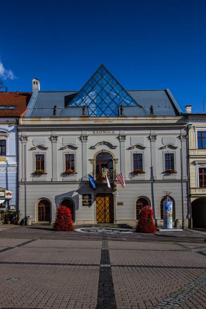 Nowy Ratusz w Bańskiej Bystrzycy