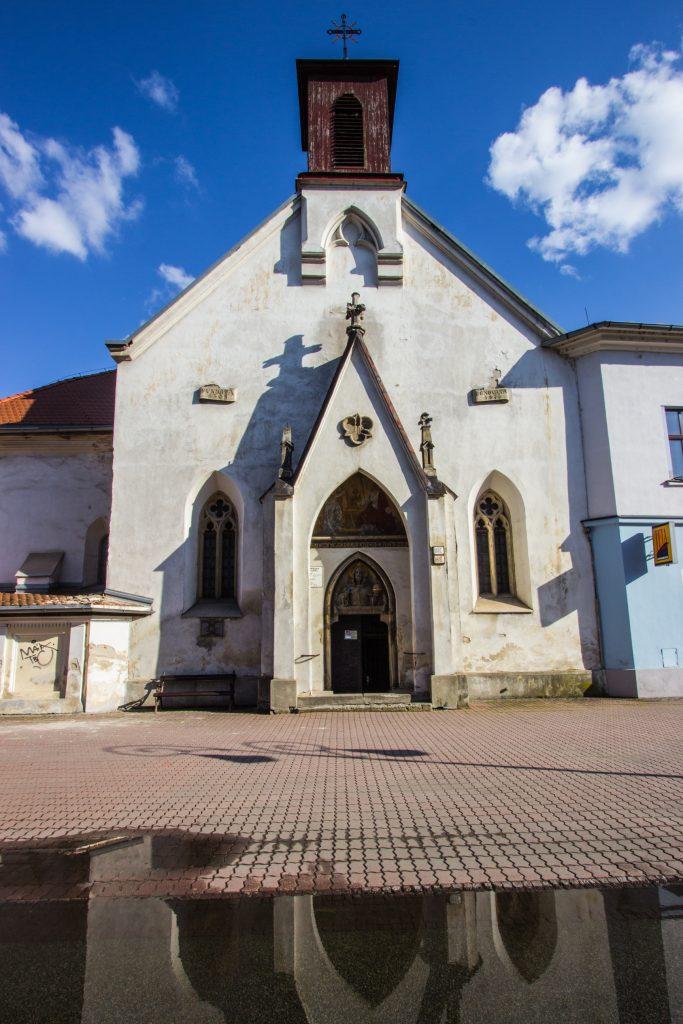 Kościół św. Elżbiety w Bańskiej Bystrzycy