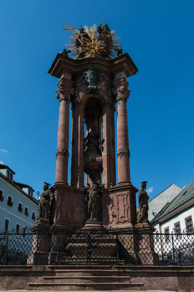 Pomnik Św. Trójcy w Bańskiej Szczawnicy