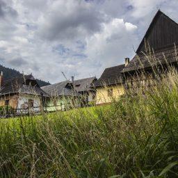 Słowacja – niezwykła wieś Vlkolinec