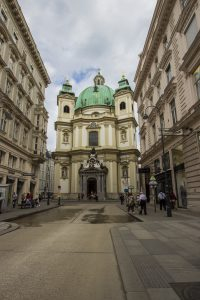 Kościół św. Piotra, Wiedeń