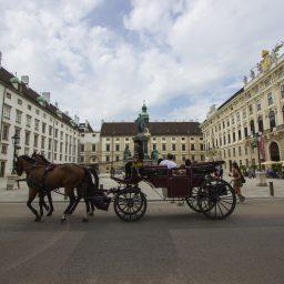 Wiedeń weekendowo – część I – centrum miasta