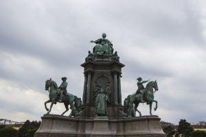 pomnik Marii Teresy Habsburskiej