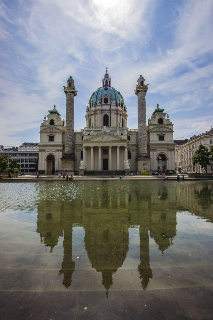kościół św. Karola Boromeusza, Wiedeń