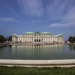 Wiedeń weekendowo – Belweder i Ringstrasse