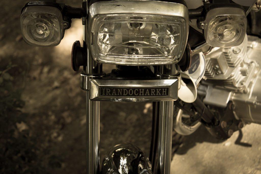 Irańska marka rowerów, motocykli i quadów.