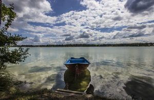 Jezioro Białe, Okuninka