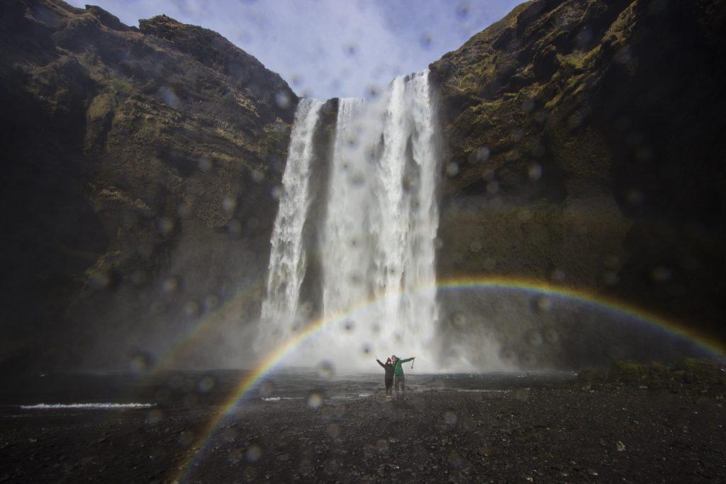 Islandia 2016. I jak tu się nie zachwycać takimi cudami? (Nie mamy tu na myśli nas).