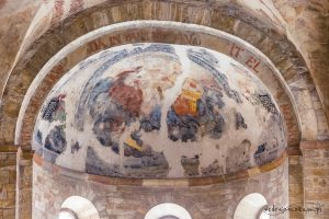 Freski z XIII wieku w Bazylice św. Jerzego