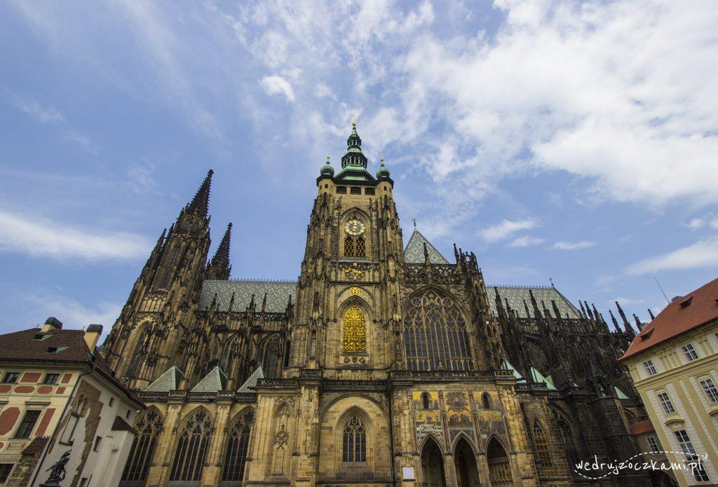 Majestatyczna Katedra św. Wita