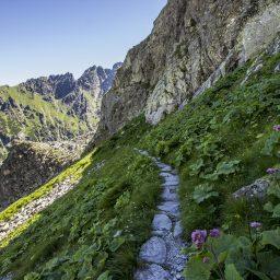Tatry – Mięguszowiecka Przełęcz Pod Chłopkiem