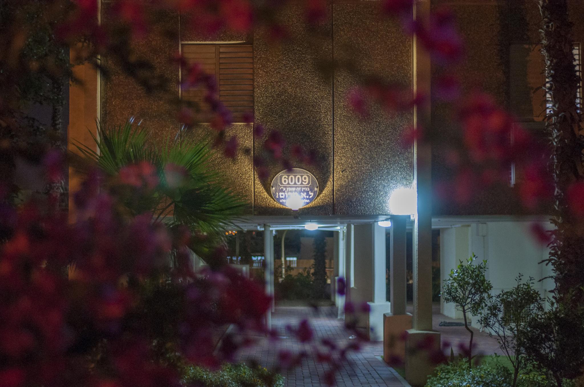 Eilat wieczorową porą. Fot. Kamil Preidl