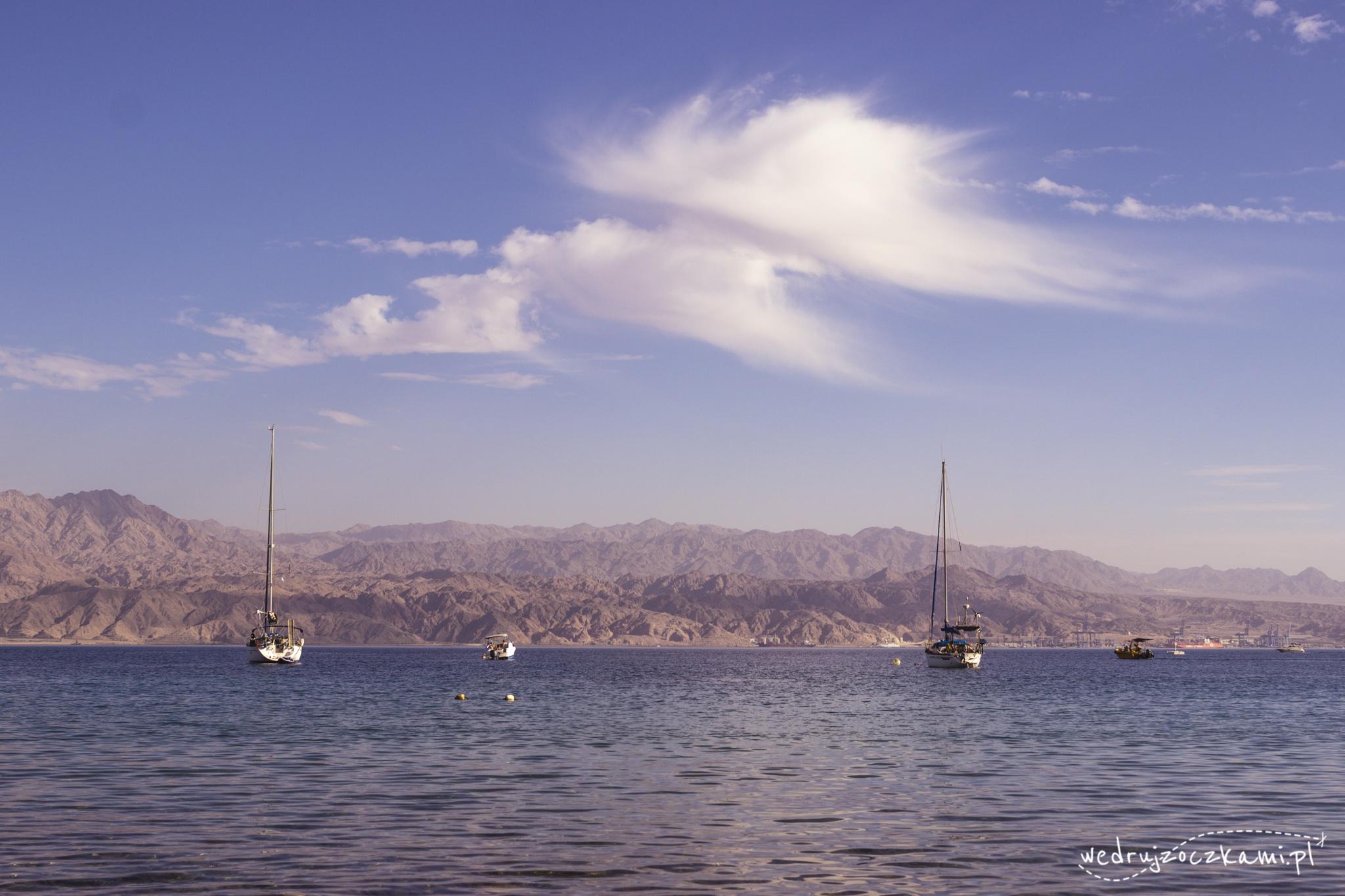 Eilat. Morze Czerwone :)
