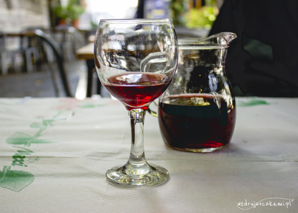 Gjirokastra - restauracja Kujtimi