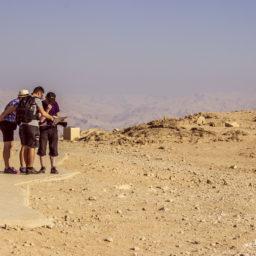 Przygody zdobywców południowego Izraela – Masada i Morze Martwe