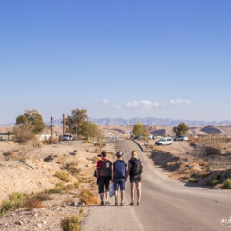 Przygody zdobywców południowego Izraela – Ovda – powrót na baczność!