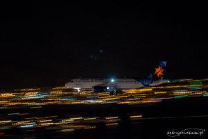 Uroki pobytu w mieście Eilat - latające prawie nad głowami samoloty ;)