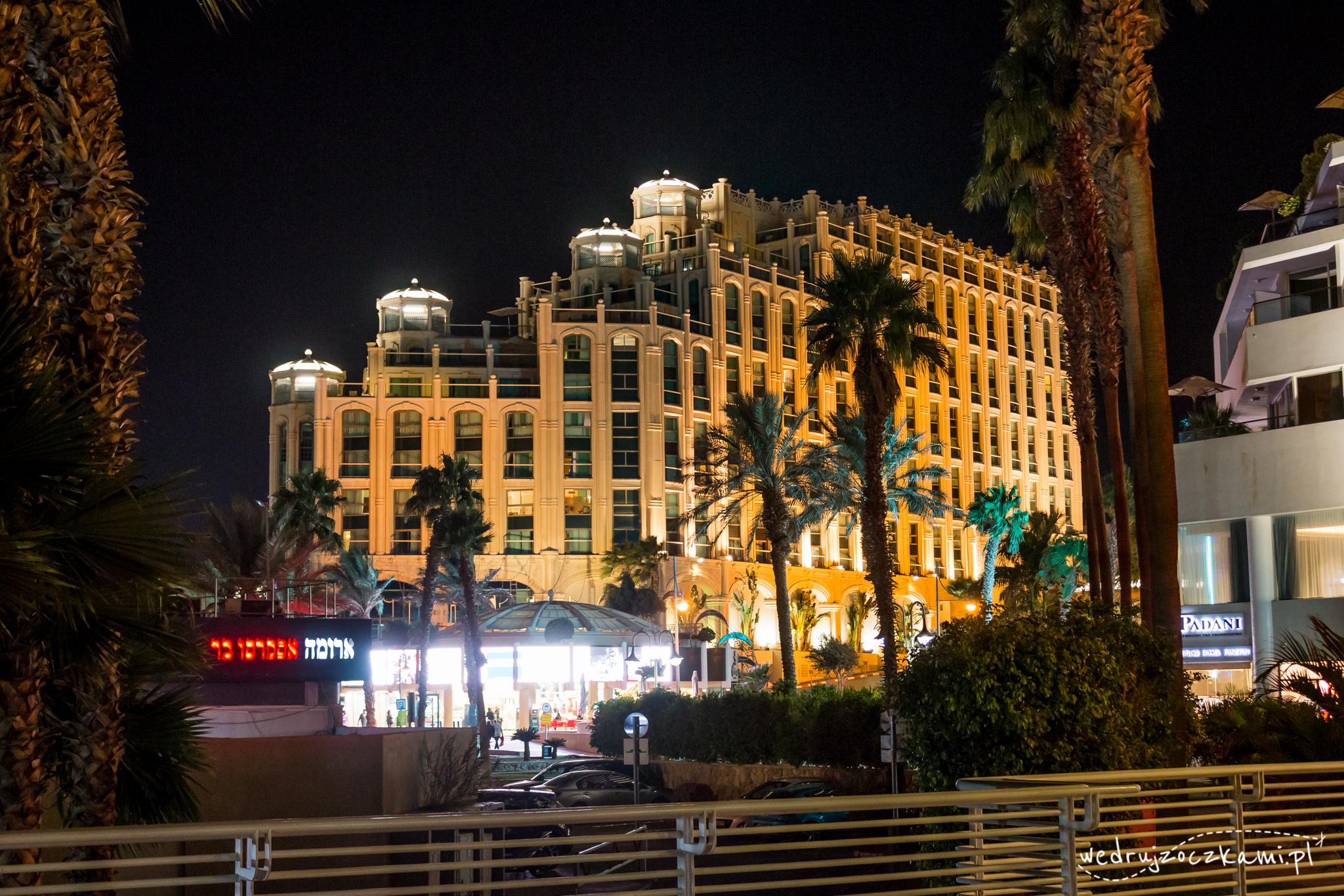Eilat na bogato