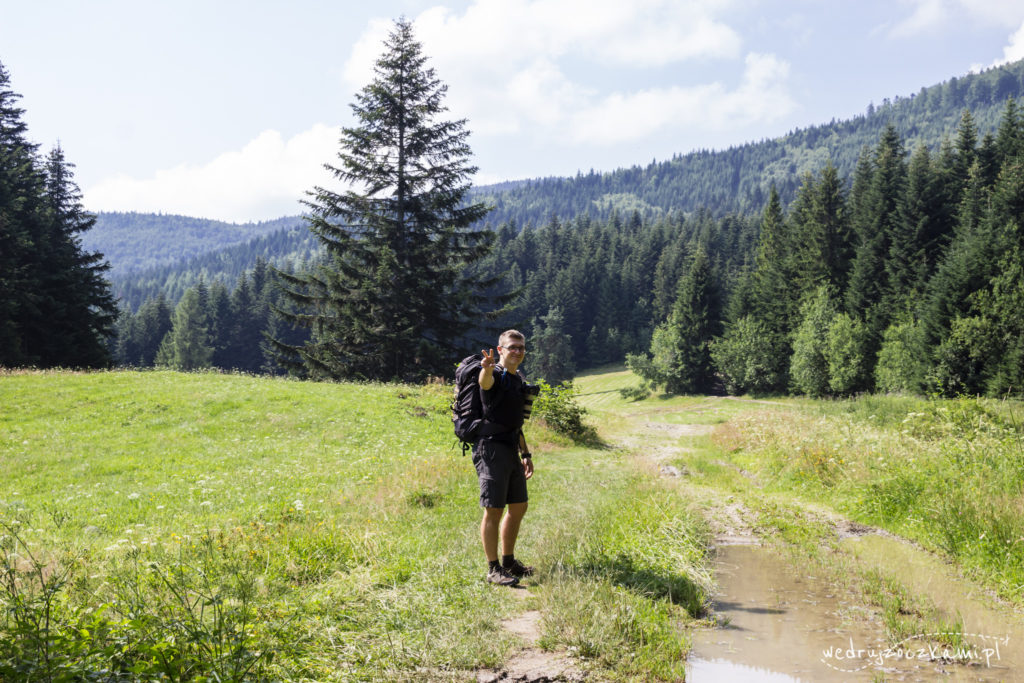 Aktywny weekend w górach