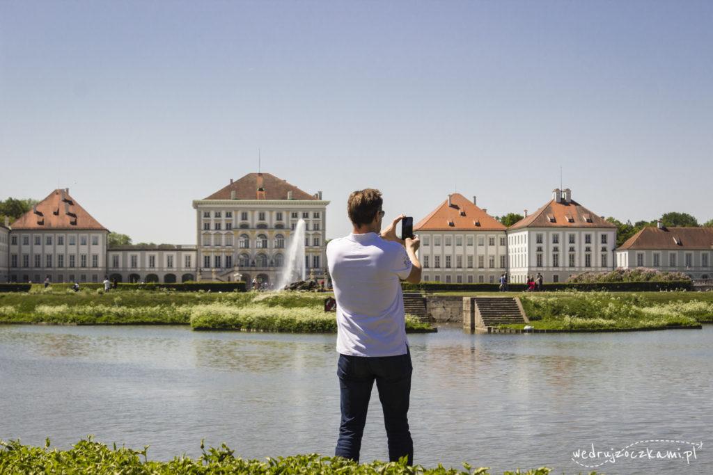 Park Nymphenburg, Monachium