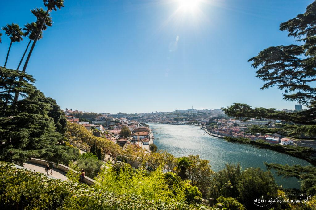 Ogrody Kryształowego Pałacu, Porto