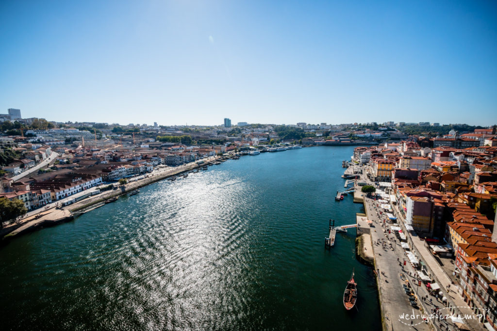 Most Ponte Luis I, Porto