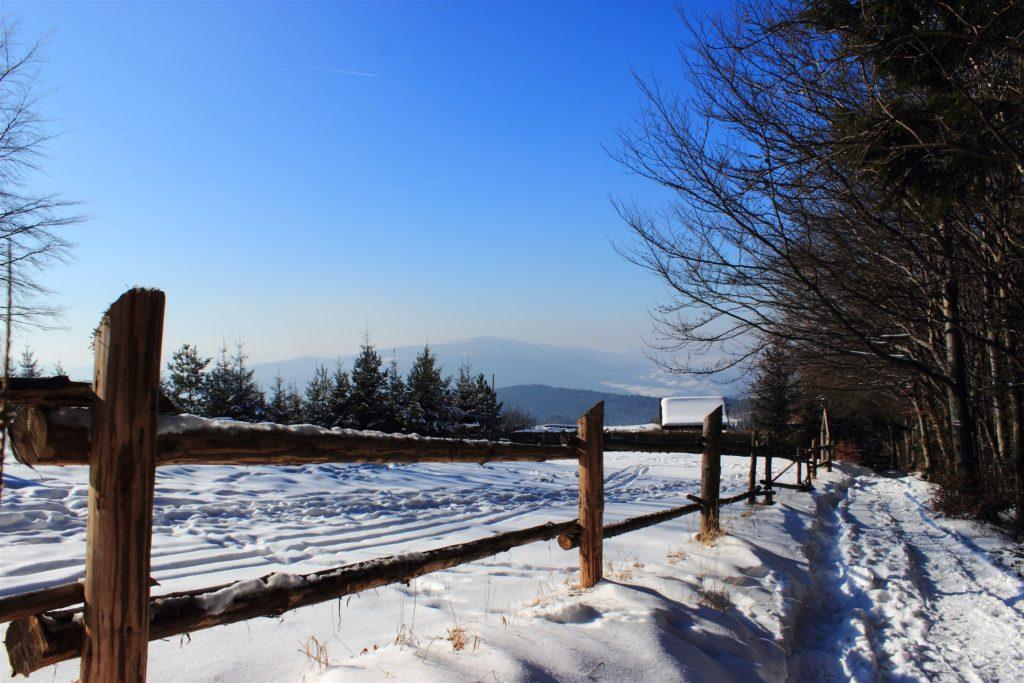Schronisko PTTK Kudłacze zimową porą