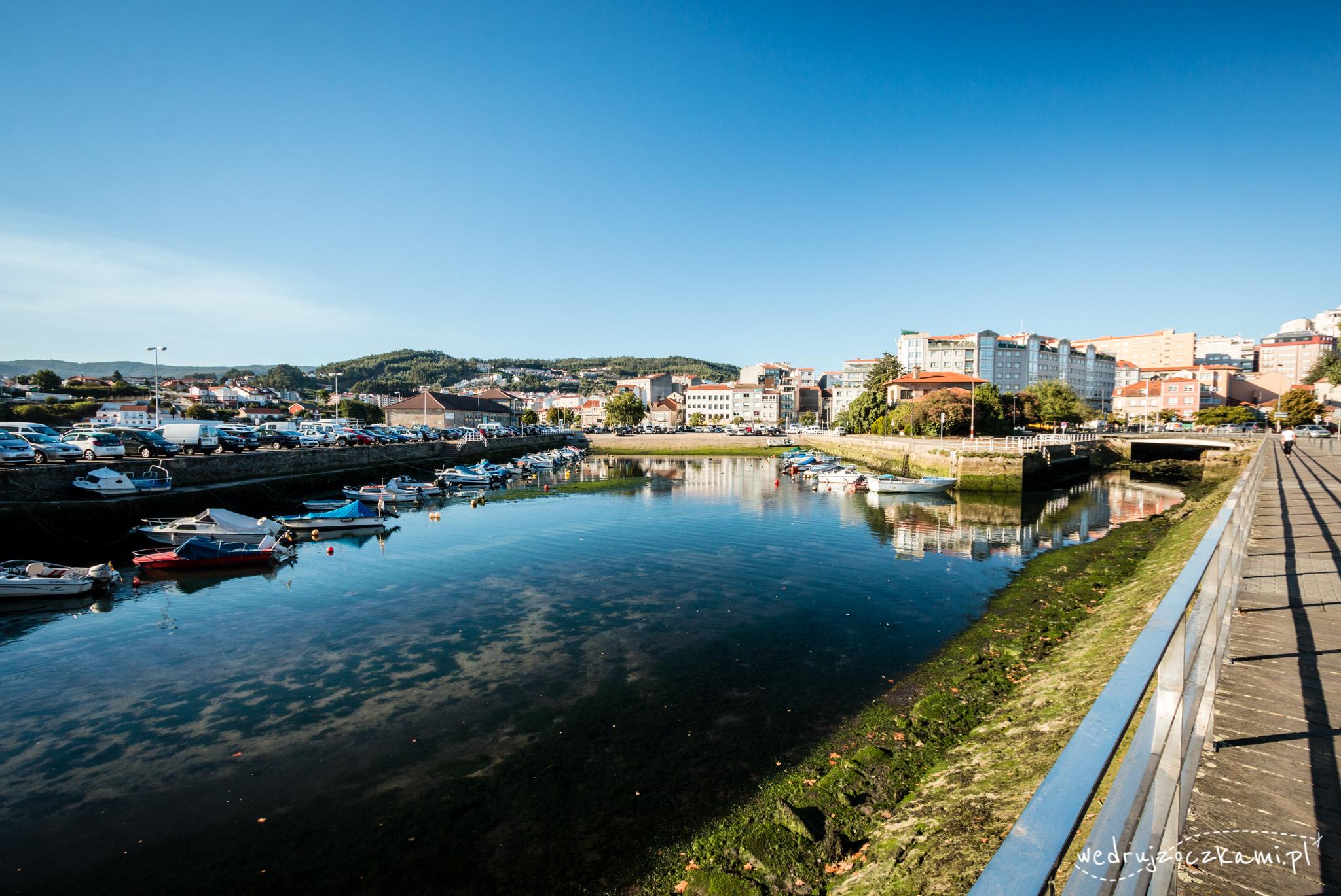 Pontevedra, Galicja