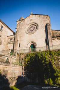 Kościół św. Franciszka, Pontevedra